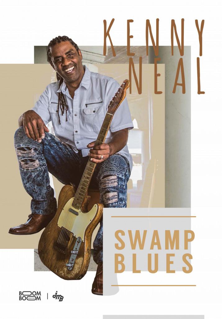 Kenny Neal - TIBF 2019