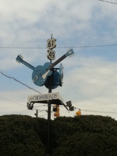 Mississippi piste du blues