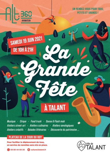 Fête Talant 19-06-2021