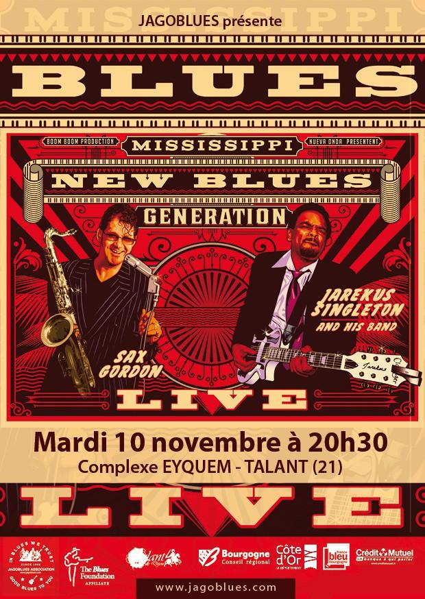 New Blues Generation 2015
