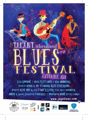 TALANT INTERNATIONAL BLUES FESTIVAL 2021