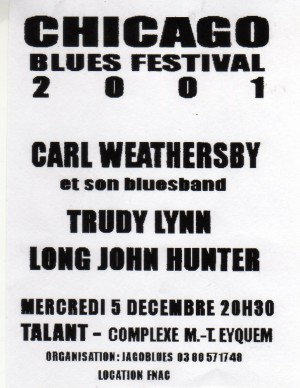 Chicago Blues Festival 2001