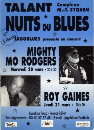 Les nuits du blues 2002