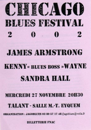 Chicago Blues Festival 2002