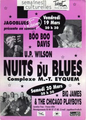 Les nuits du blues 2004