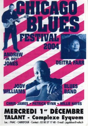 Chicago Blues Festival 2004
