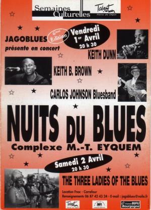 Les nuits du blues 2005