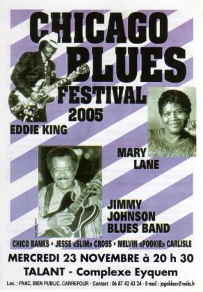 Chicago Blues Festival 2005