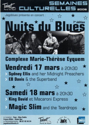 Les nuits du blues 2006