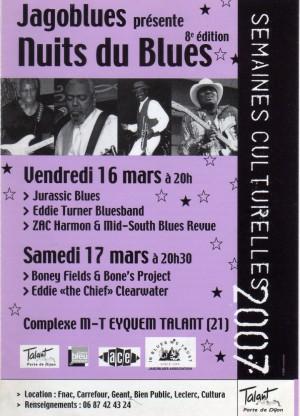 Les nuits du blues 2007