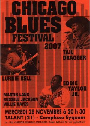 Chicago Blues Festival 2007