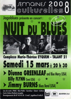 Les nuits du blues 2008