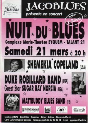 Les nuits du blues 2009