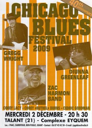 Chicago Blues Festival 2009