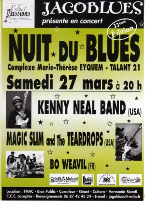 Les nuits du blues 2010