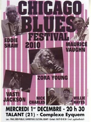 Chicago Blues Festival 2010