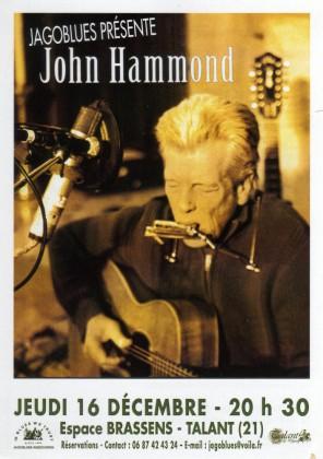 Concert John Hammond