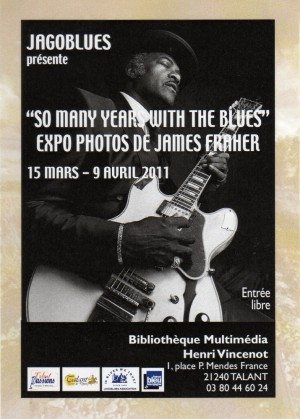 So many years with the blues - Expo