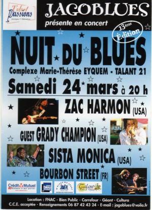 Les nuits du blues 2012