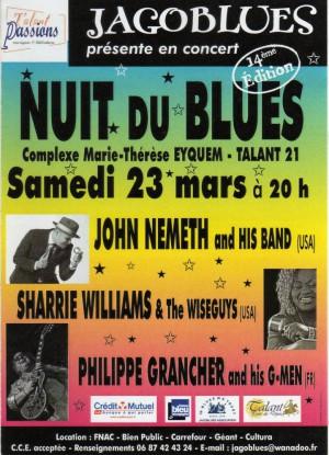 Les nuits du blues 2013