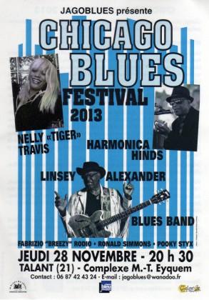 Chicago Blues Festival 2013