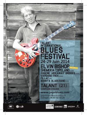 Blues Festival 2014 Talant (21240) Porte de Dijon