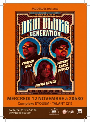 NEW BLUES GENERATION 2014