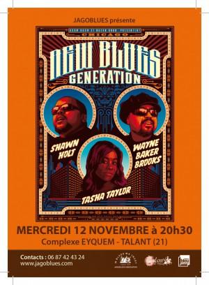 NEW BLUES GENERATION 2014