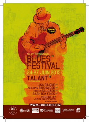 BLUES FESTIVAL 2015