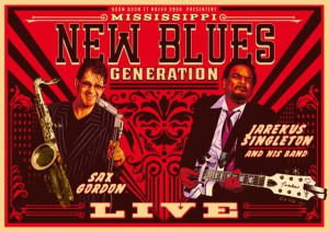 NEW BLUES GENERATION 2015