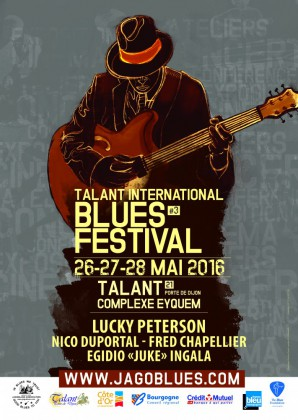 TALANT INTERNATIONAL BLUES FESTIVAL 2016