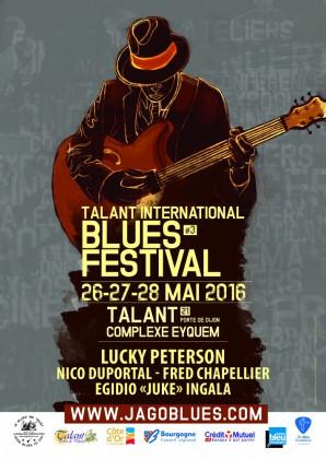 TALANT INTERNATIONAL BLUES FESTIVAL 2016