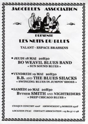 Les nuits du blues 2000