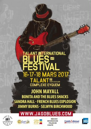 TALANT INTERNATIONAL BLUES FESTIVAL 2017