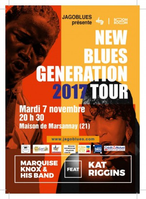 NEW BLUES GENERATION 2017