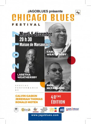 CHICAGO BLUES FESTIVAL 2017