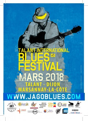 TALANT INTERNATIONAL BLUES FESTIVAL 2018