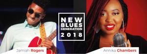 NEW BLUES GENERATION 2018