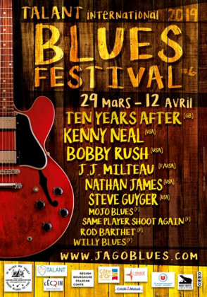 TALANT INTERNATIONAL BLUES FESTIVAL 2019