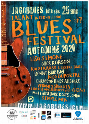 TALANT INTERNATIONAL BLUES FESTIVAL 2020